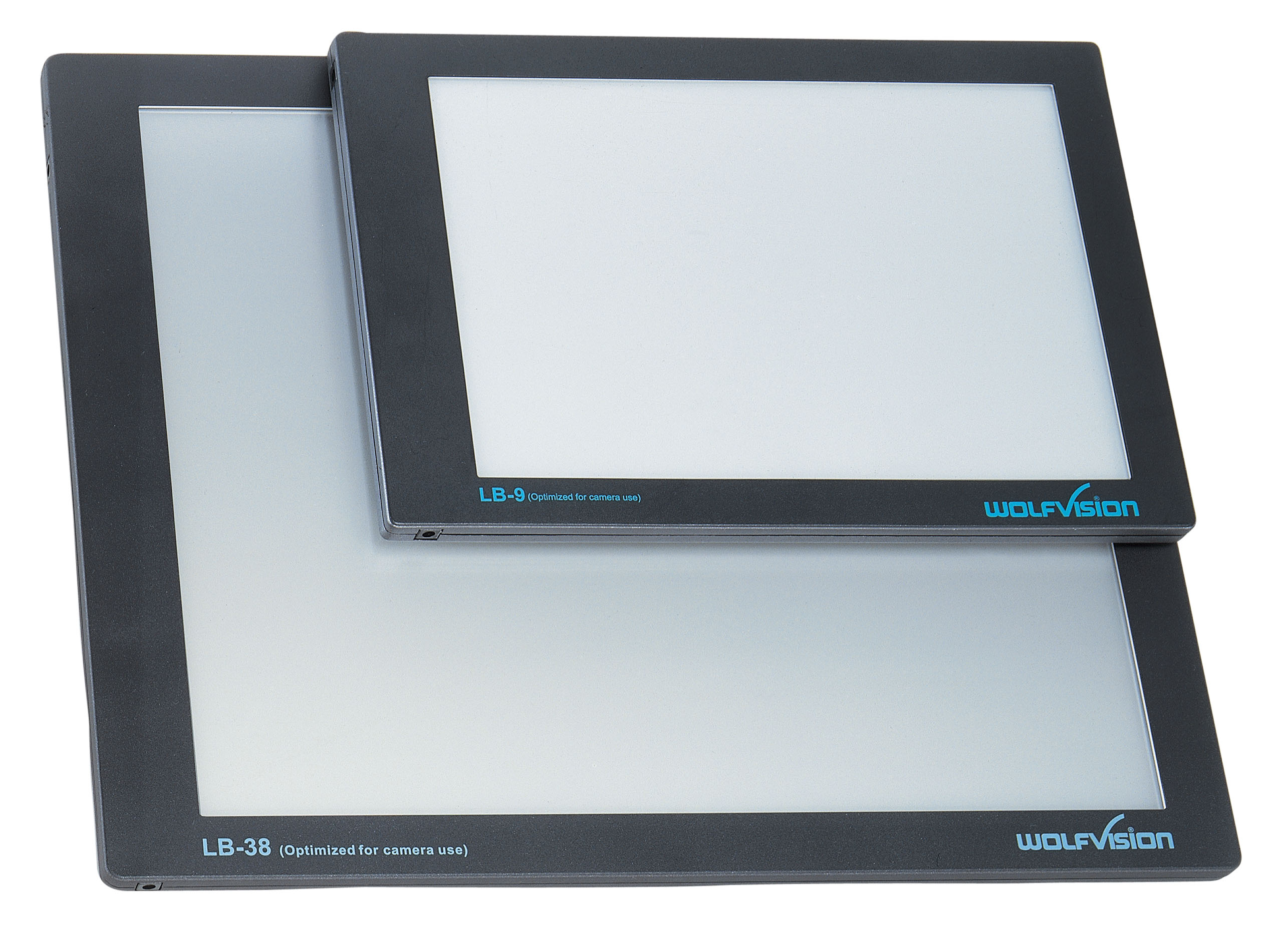 WolfVision lightboxes